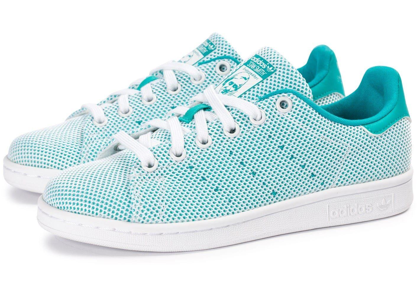 adidas stan smith femme turquoise