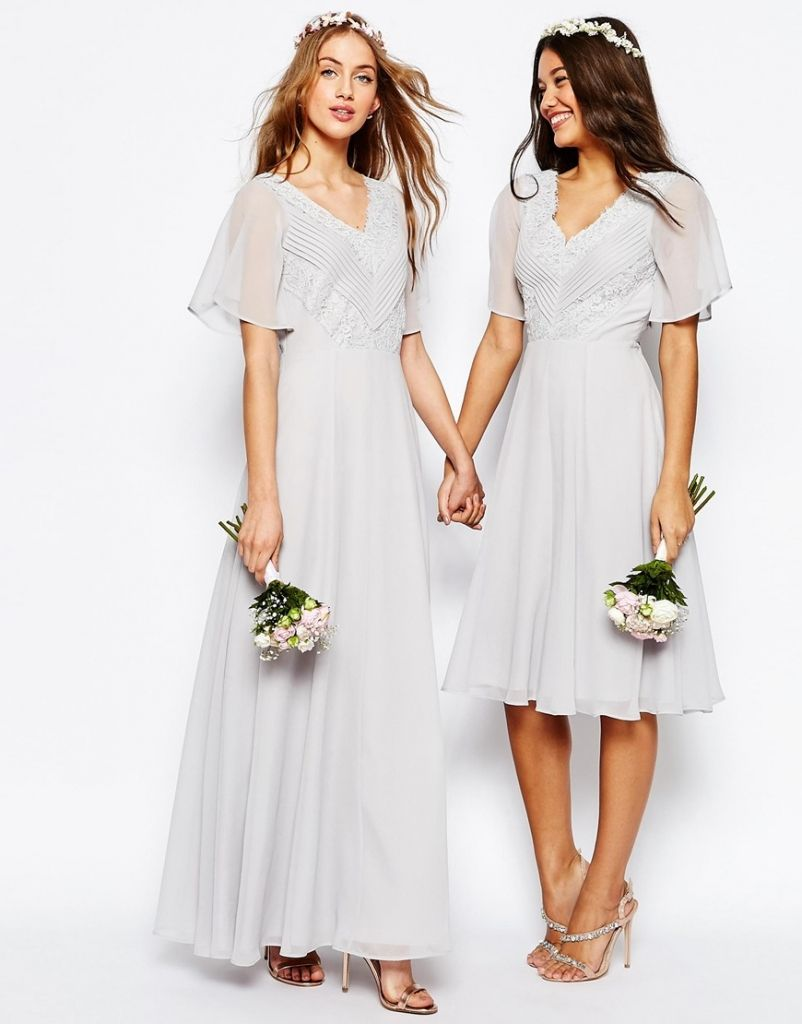 Dresses to wear to a beach wedding as a guest  grey maxi dress for wedding  dress for country wedding guest Check