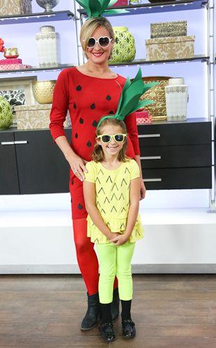 Costume Fruit Salad