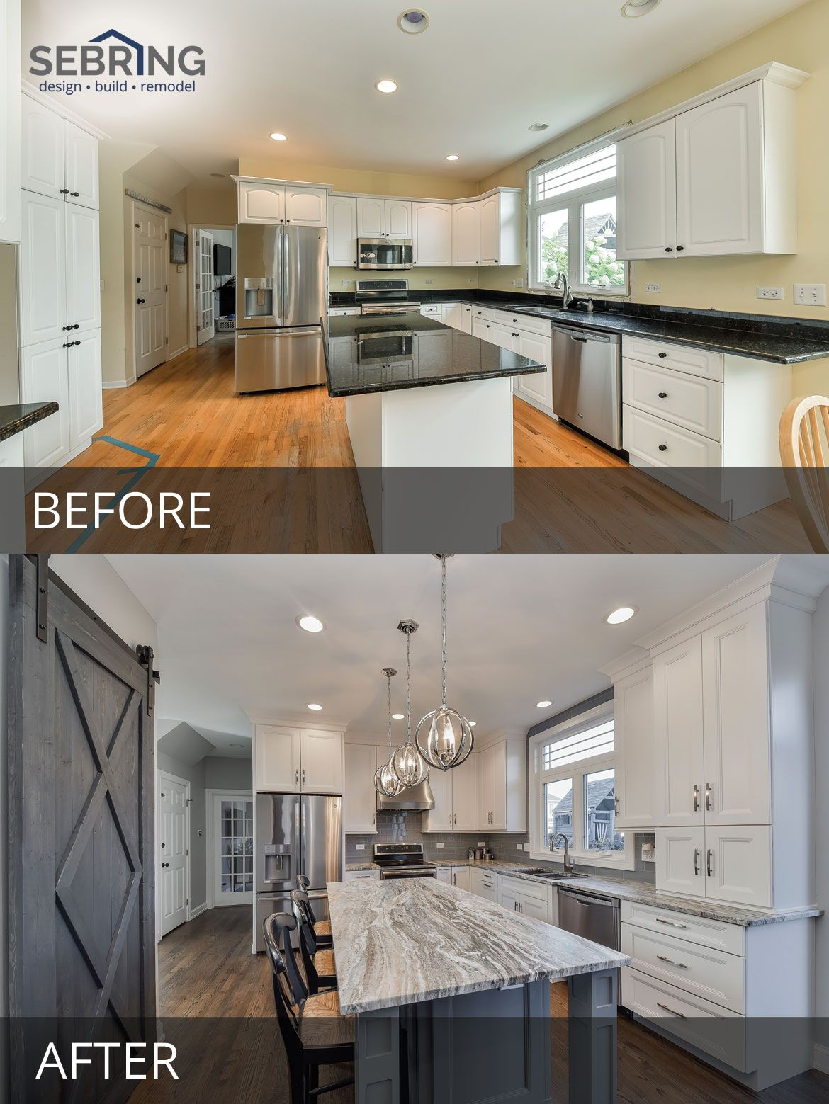 kai s kitchen before after pictures before after kitchen rh pinterest com