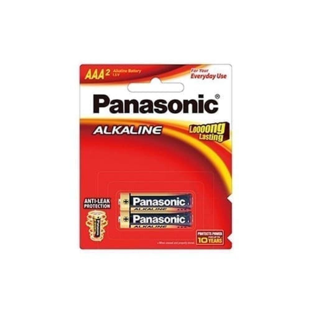 Panasonic Aaa Alkaline Battery 2 Pack Fab Cartridges Alkaline Battery Panasonic Alkaline