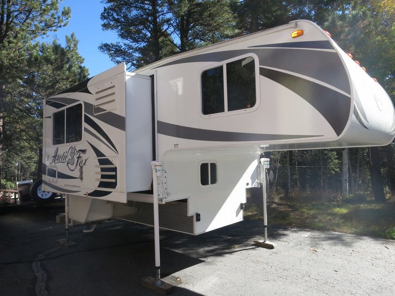 2020 Northwood Arctic Fox 811 Truck Camper Used Truck Campers