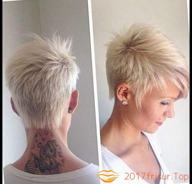 Kurzhaarfrisuren Frauen 2019 Frech Haarschnitte Und Frisuren Trends 2018 Part 6 Flippige Kurzhaarfrisuren Flippige Frisuren Freche Haarschnitte