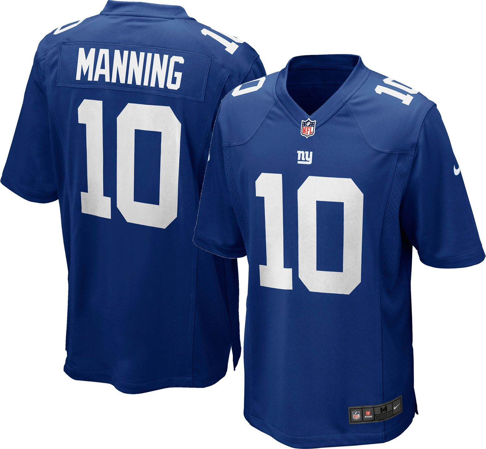e3acdcb1d52 Nike Men s Home Game Jersey New York Eli Manning  10