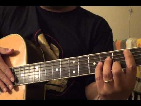 Guitar Tutorial Of Live While Were Young By One Direction Taught Music Teacher Emil Remo Intro Verse Pre Chorus Bridge