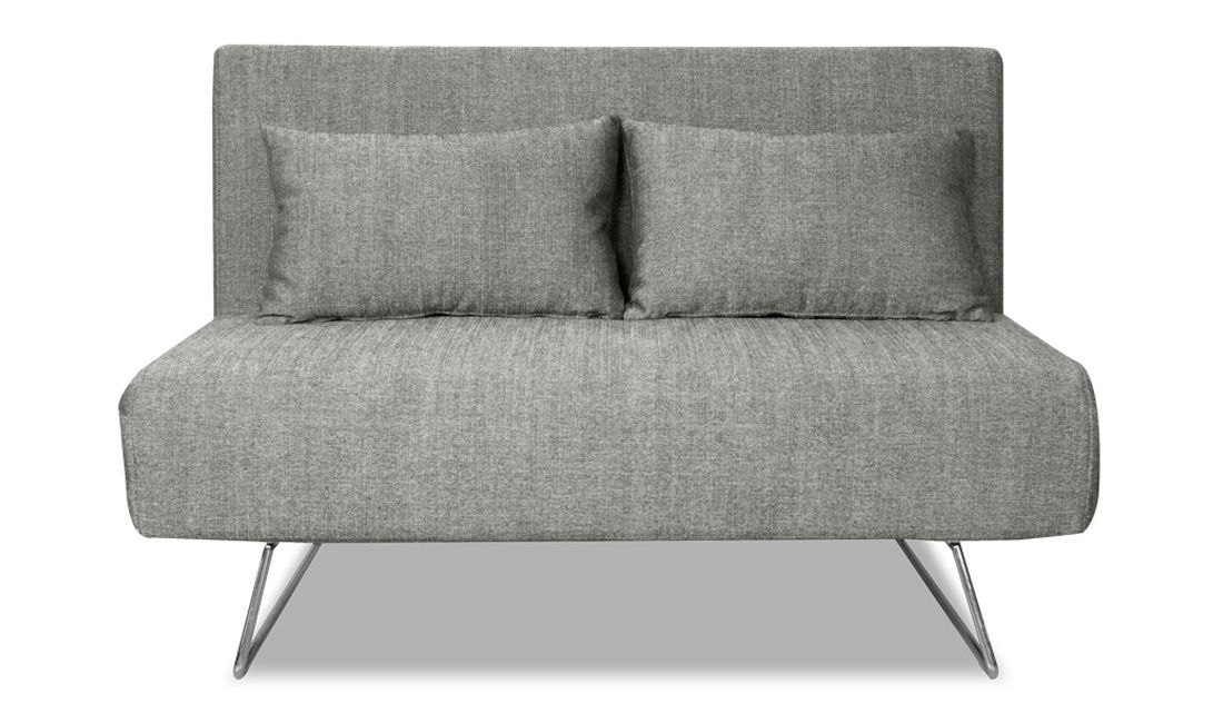Fashion4home fashion4home frizzo bedsofa chairs grey sofa bed