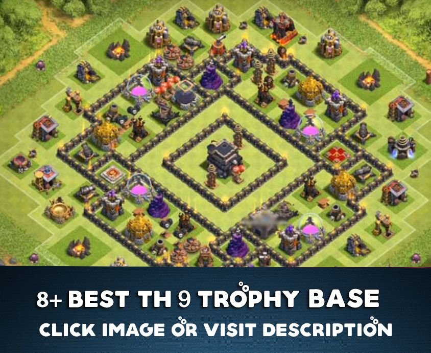 Anti Everything Best Th9 Trophy Base 8