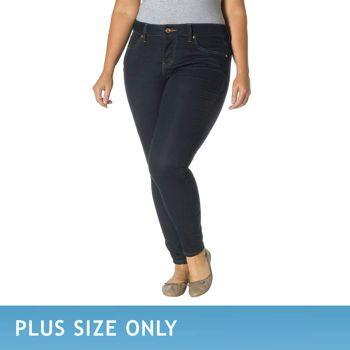 77071f0c812a8 Costco: JAG® Ladies' Kylie Jegging (Plus)-Indigo Blue | mom ...