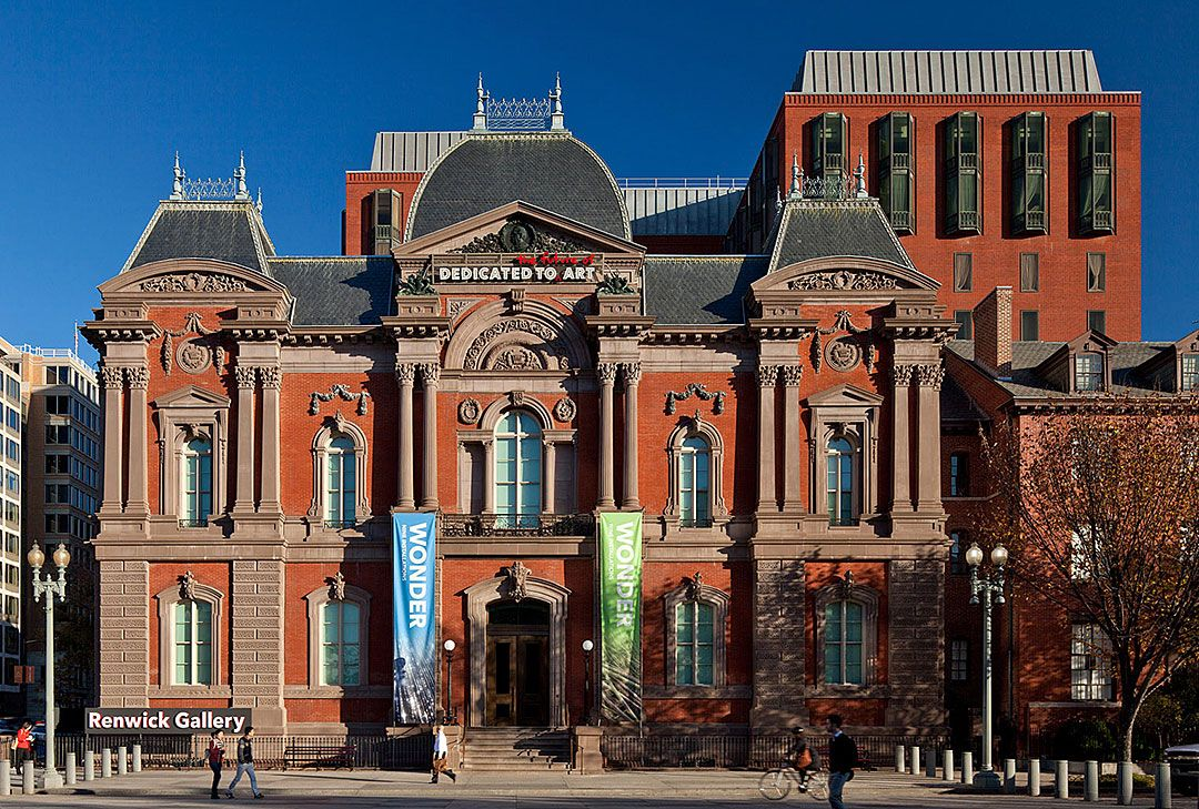 Renwick Gallery Smithsonian Institution Branch of the