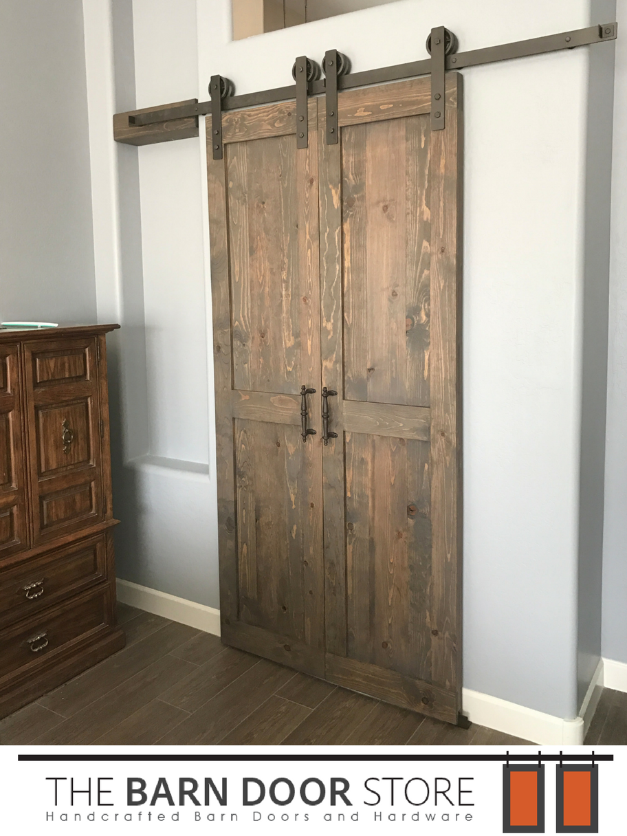 Just In Case You Didnt Think There Was Enough Room For A Barn Door