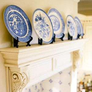CHINA PLATES: 10 Ways to Display and Upcycle Vintage Dishes