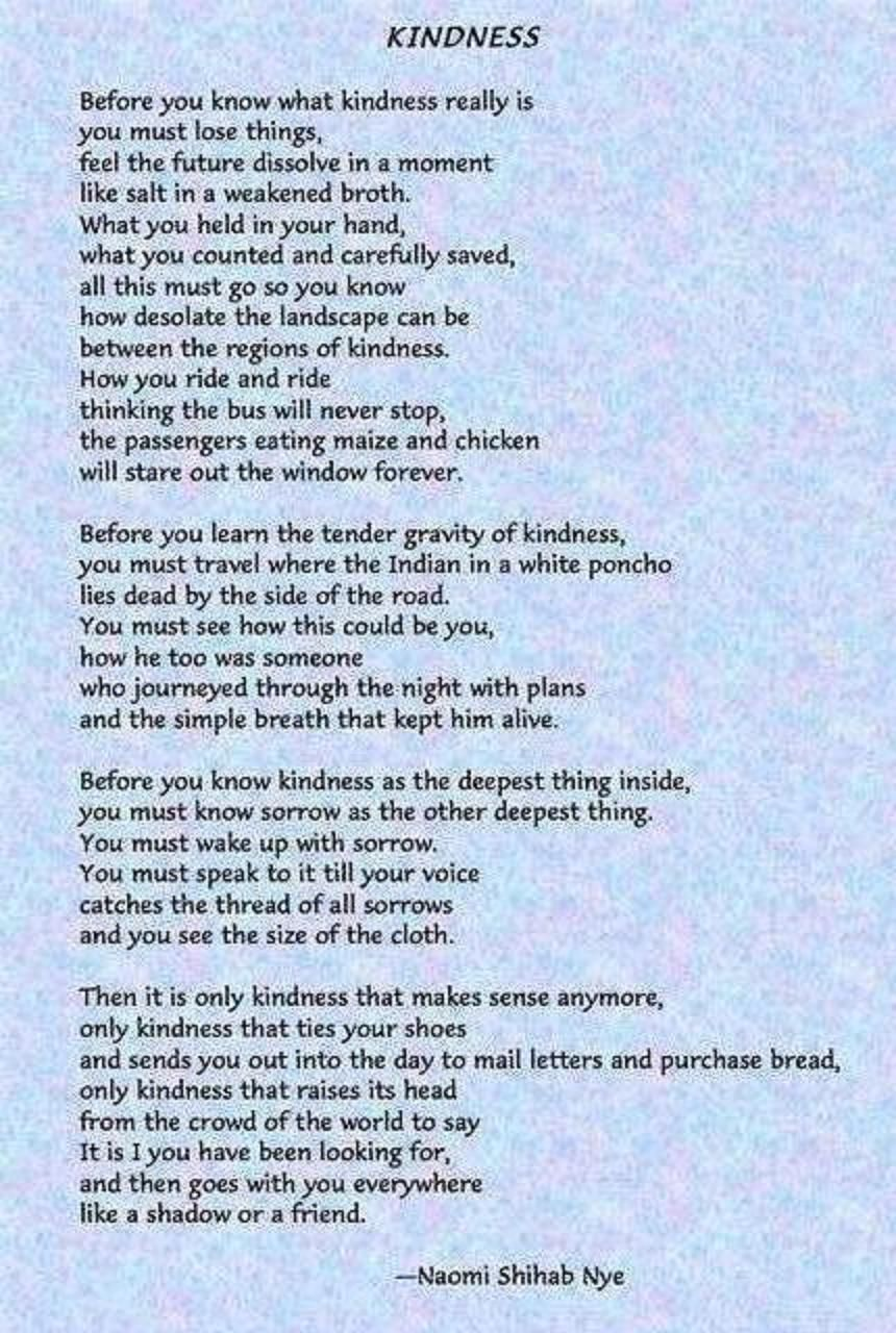 Your Life Is a Poem