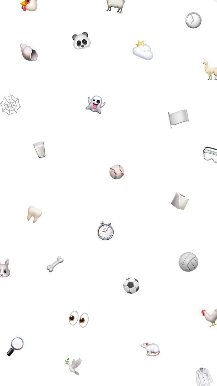 White Wallpaper For Iphone Emoji Emoji Iphone Wallpaper White Emoji Wallpaper Emoji Wallpaper Iphone White Wallpaper For Iphone