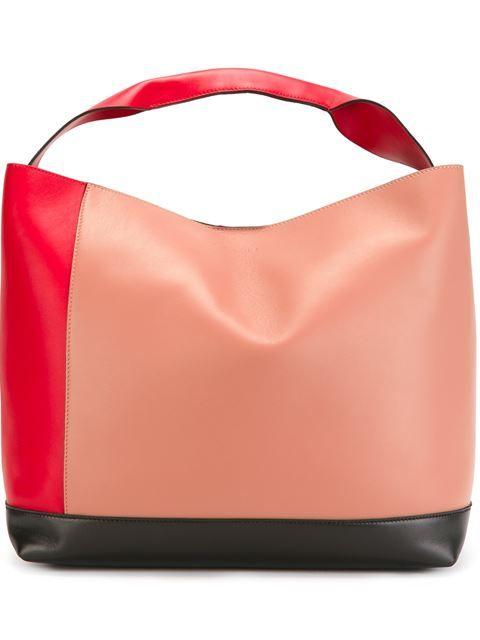 MARNI Colour Block Tote. #marni #bags #hand bags #tote