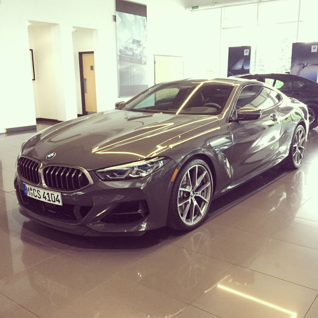Omg The New Bmw M850i Is The Most Beautiful Luxury Coupe