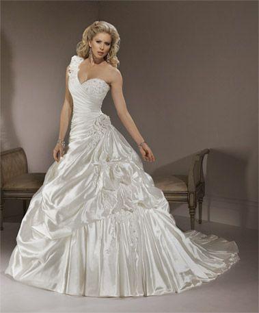 Maggie Sottero Helena-A3501 wedding dress Maggie Sottero Bridal ...