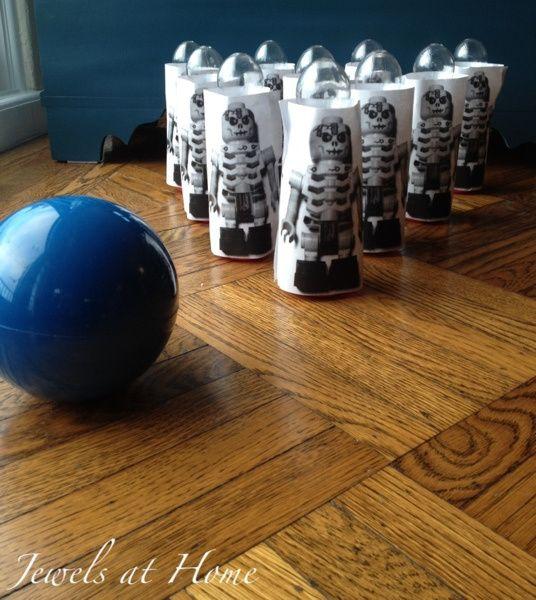 Ninjago Party – Part 2: Activities   Ninjago party, Birthdays and ...