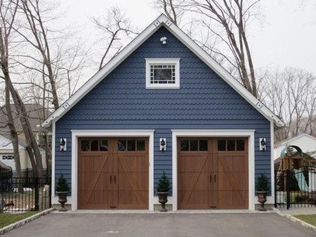 35 Inspiring Home Garage Door Design Ideas Must See Garage Door Design Garage Doors Garage Door Trim
