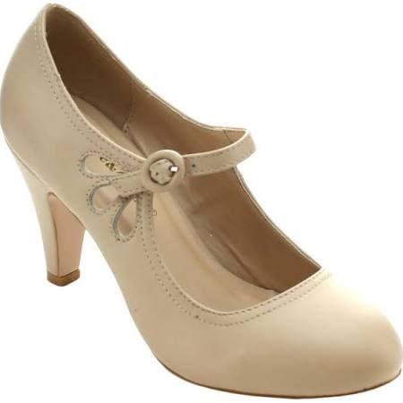 beige pumps heel - Google Search  188222e6036b3