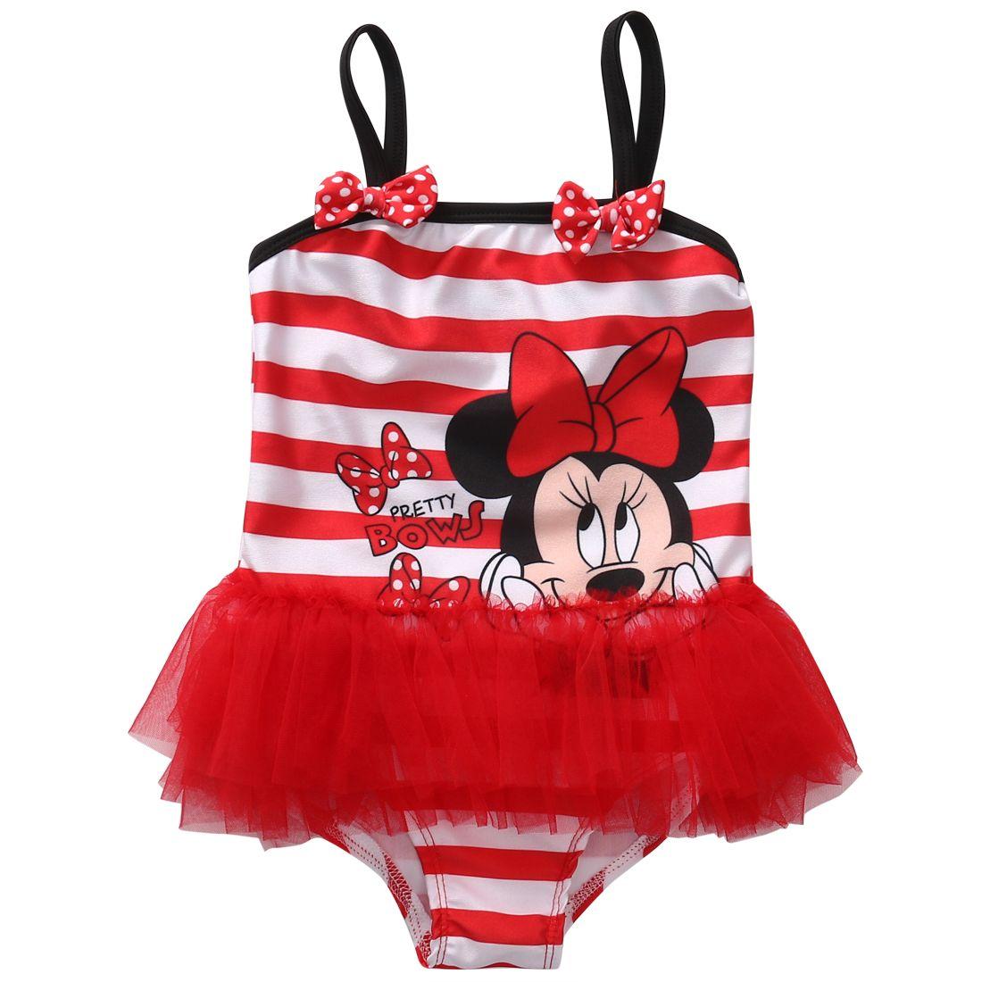 07e63516eaf88 Toddler Kids Baby Girls Tutu Swimsuit Skirt One Piece Swimsuit Summer  Swimwear #Affiliate