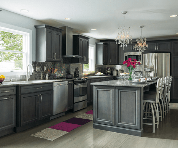 Kitchen Cabinets Wood Choices: 10 Gray Kitchens That Will Make You Rethink Your Color