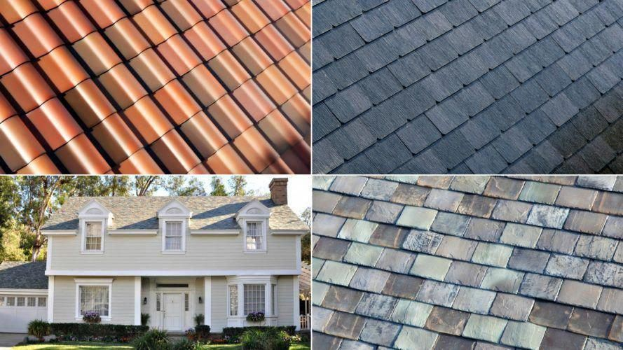 Tesla S New Solar Roof Is Actually Cheaper Than A Normal Roof Solar Roof Solar Shingles Best Solar Panels