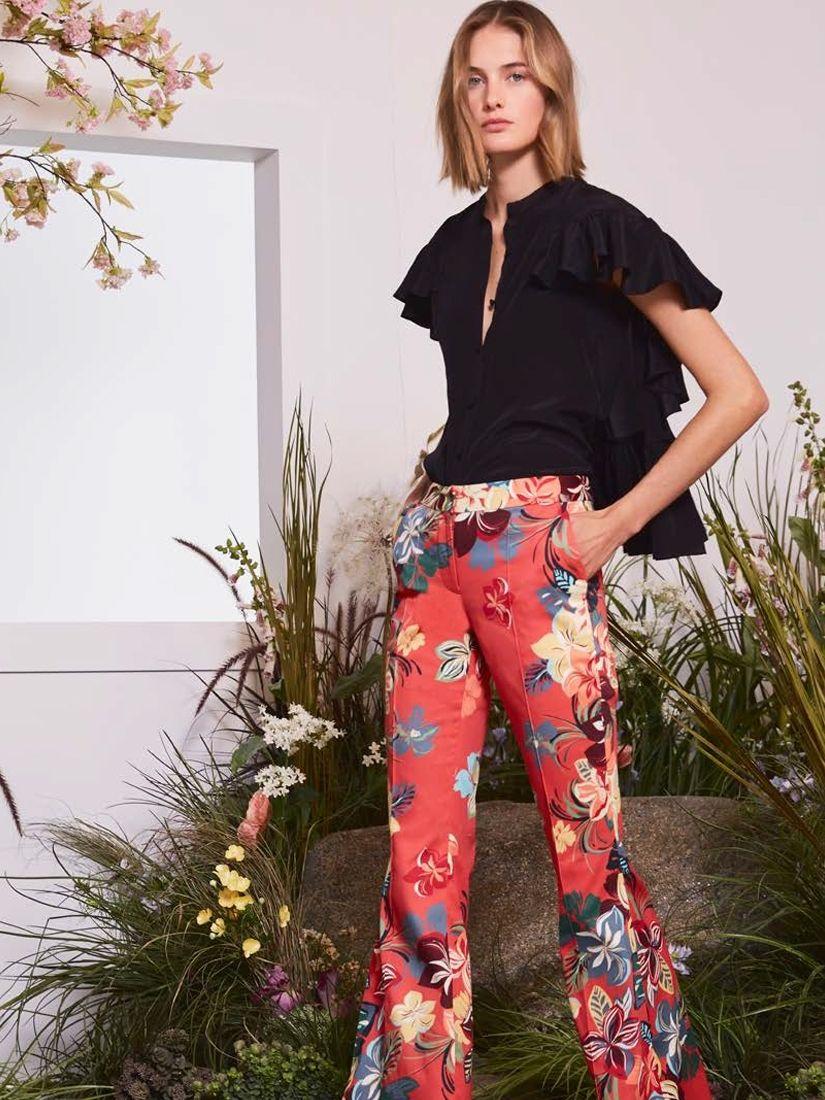 Alexis Clothing Danijela Top Black Tops Shop Splash Www