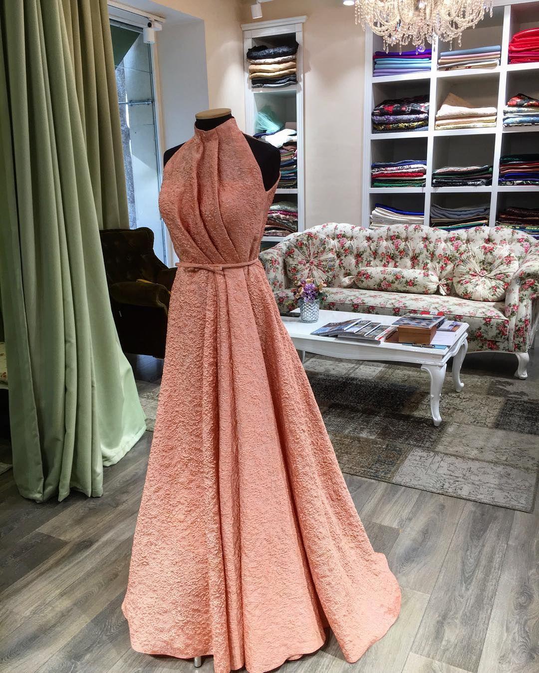 Evening Long Dress Instagram Da Libas Couture Atelier Libascouture Libas Atelier Today Work Ideas Readytowear Evening Dresses Long Long Dress Dresses