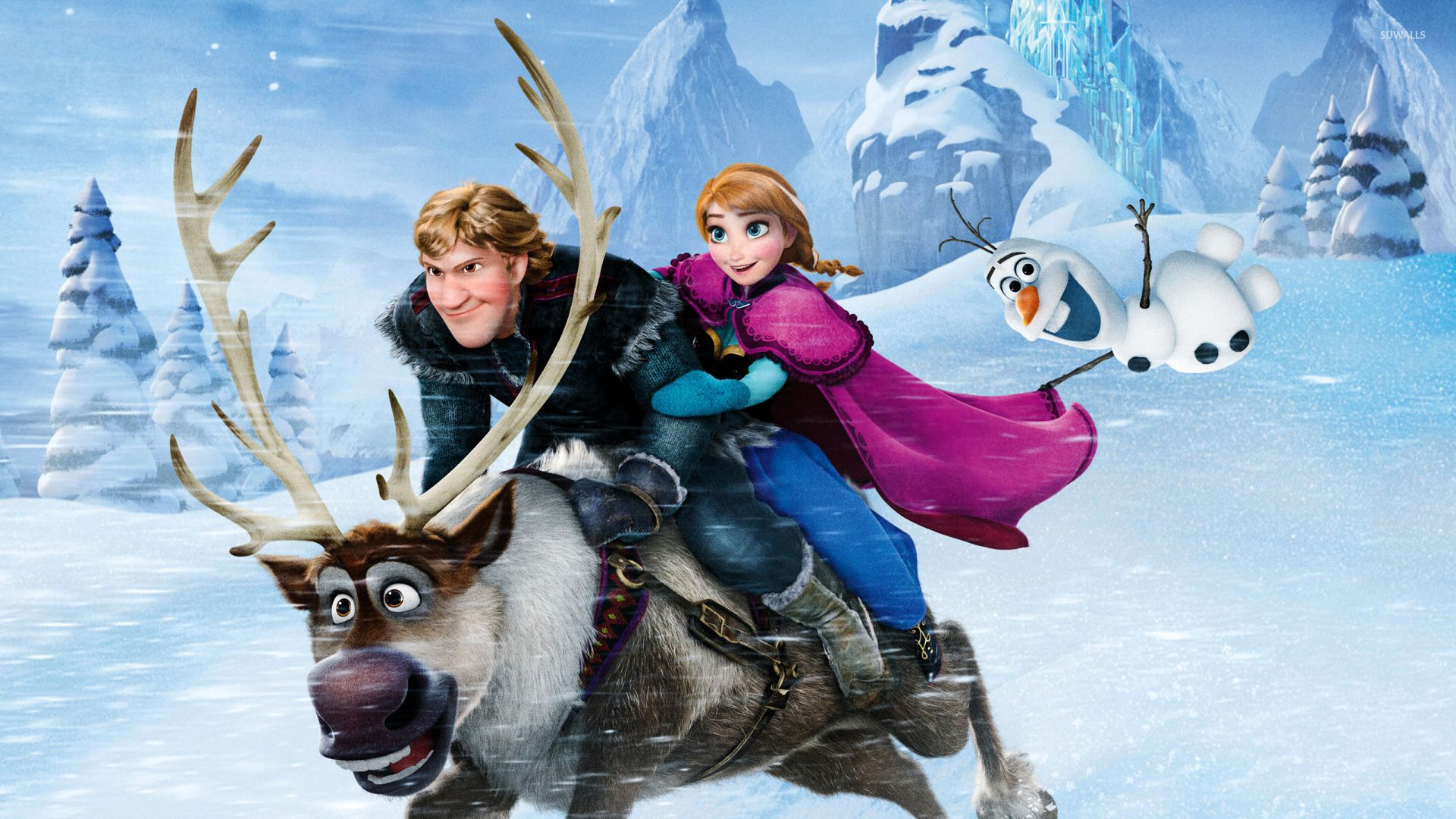 Frozen cartoon pictures images wallpapers cartoon - Frozen cartoon wallpaper ...