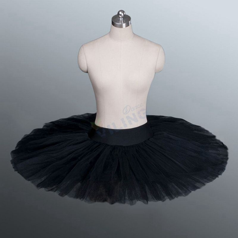 41c1b78af3c7 Cheap pancake tutus, Buy Quality rehearsal tutu directly from China half  tutu Suppliers: Ballet tutu rehearsal tutu skirt Black ballet half tutu ...