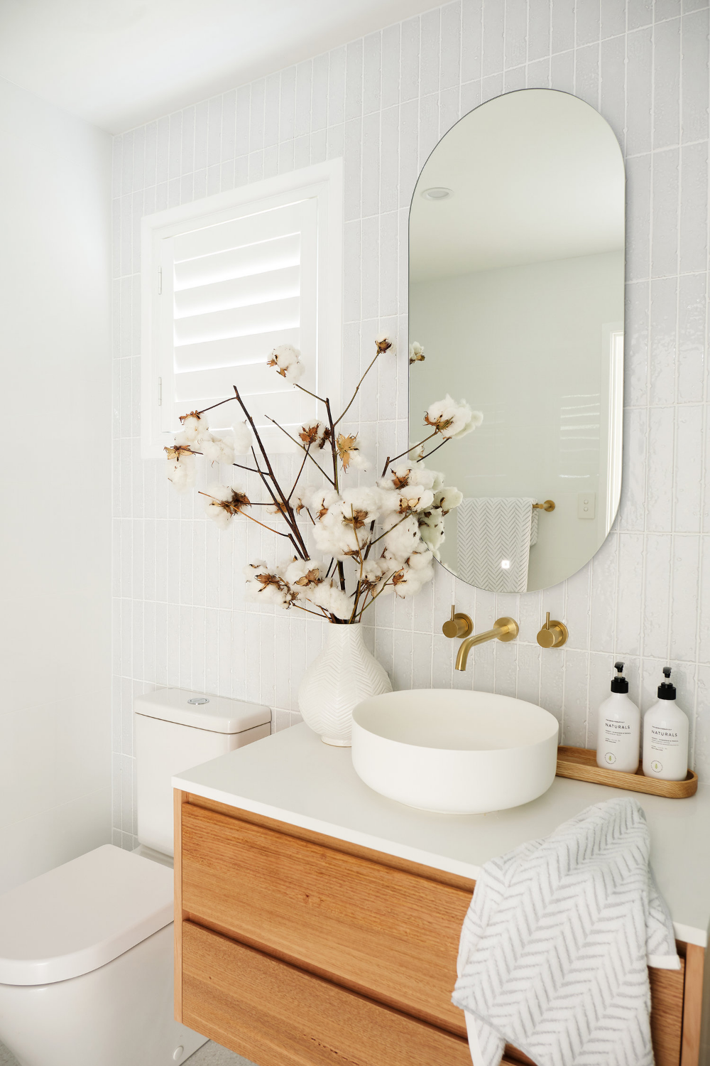 Photo of My Bathroom Renovation Revealed – Adore Home Magazine
