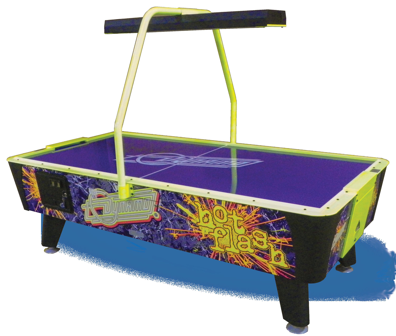 ValleyDynamo Hot Flash II 8' Air Hockey Table (NonCoin