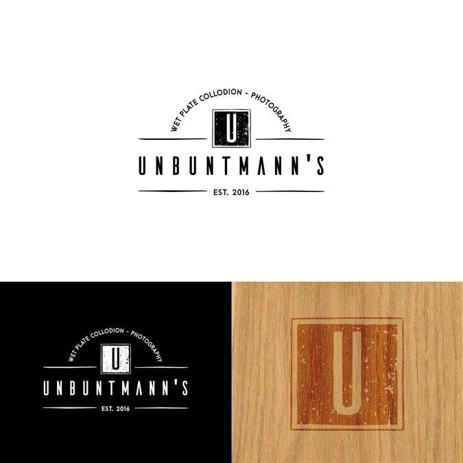 Alte Fotografie sucht ein zeitgemässes Old School Logo by BohemianSoul