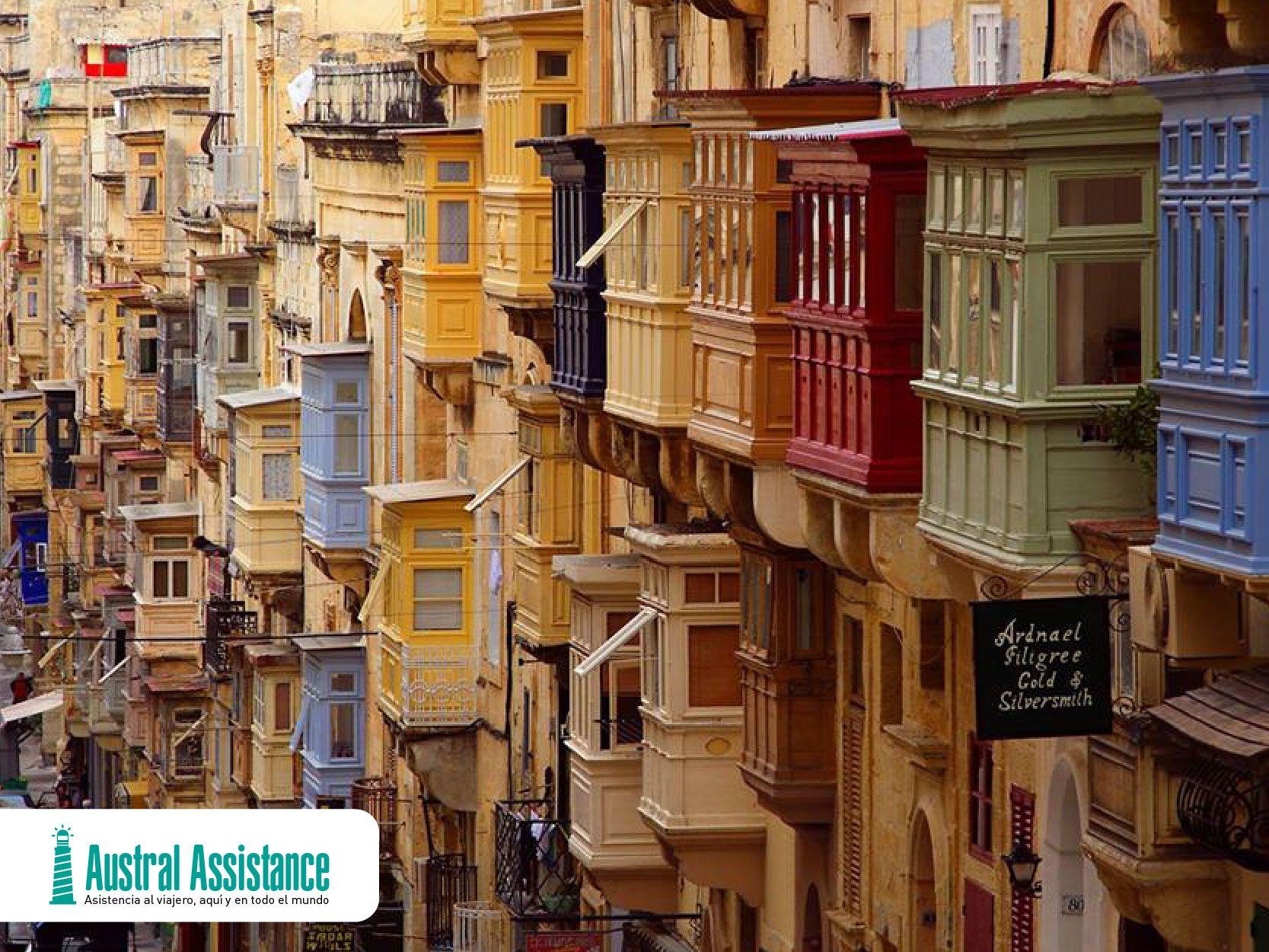 Austral Assistance - Asistencia al viajero, aquí y en todo el mundo ---> Malta