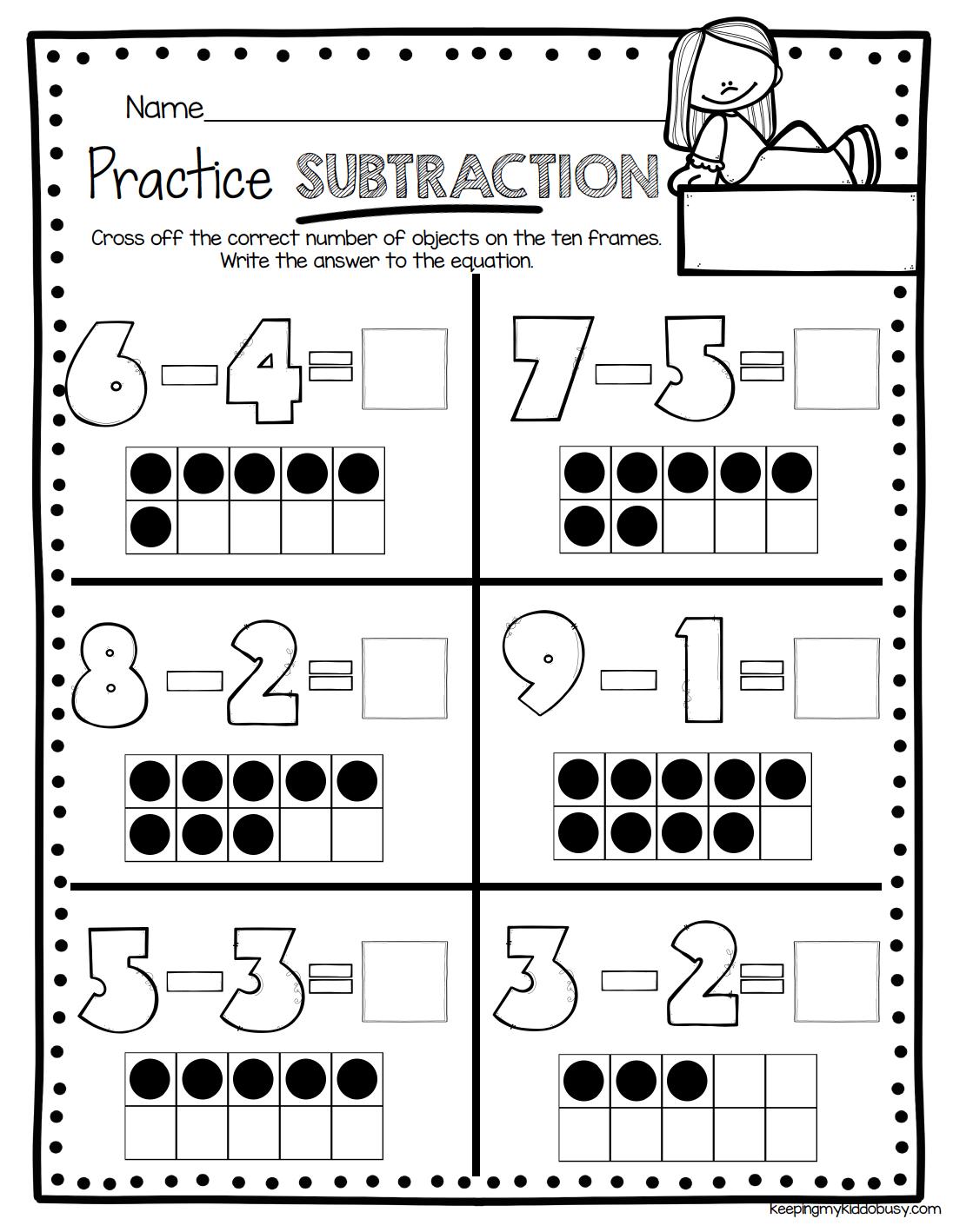 Operations Algebraic Thinking Bundle Freebies