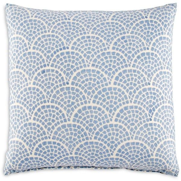 Jr By John Robshaw Laal Indigo Decorative Pillow 20 X 215 Aud Liked On Polyvore Featuring Home Decor Throw Pillows