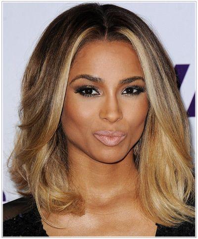 Ombre Hairstyles Summer Blonde Hair Ciara Hair Sombre Hair
