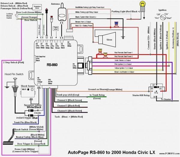 2011 Accord Fuse Box Location Car Alarm Honda Civic 2000 Honda Civic