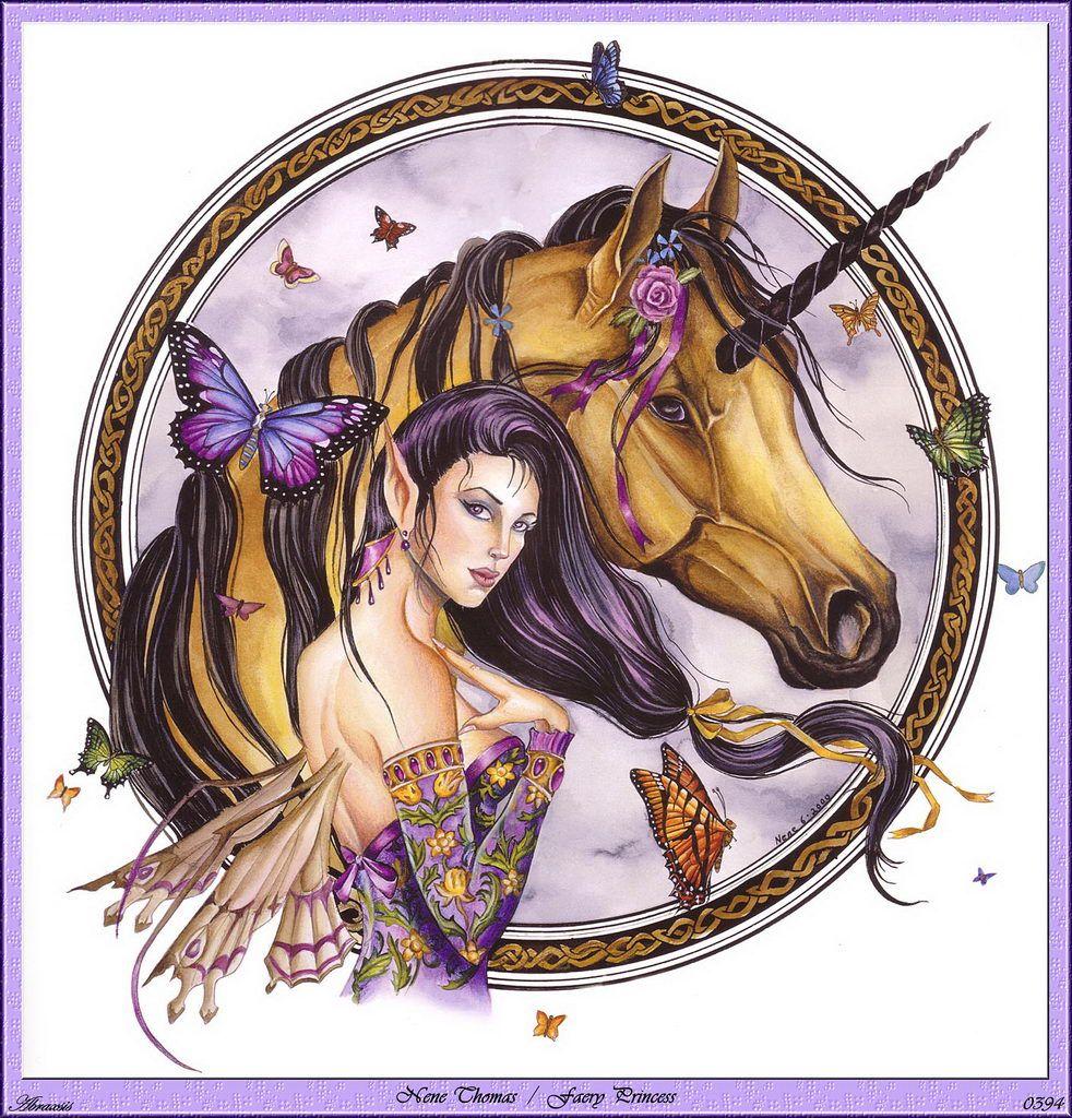 Faery Princess par Nene Thomas