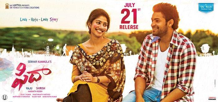 Fidaa Movie Review, Imdb Rating Greatandhra, Varun Tej Fida 1st Day