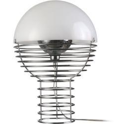 Photo of Verpan Wire bordlampe, diameter 30 cm, hvit Verpan