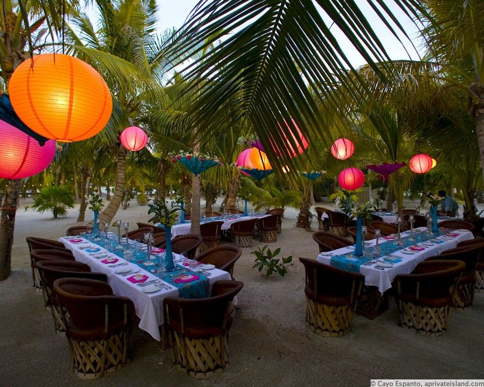 Caribbean Party Tips Theme Parties N More: ~ Beach Wedding Ideas ~