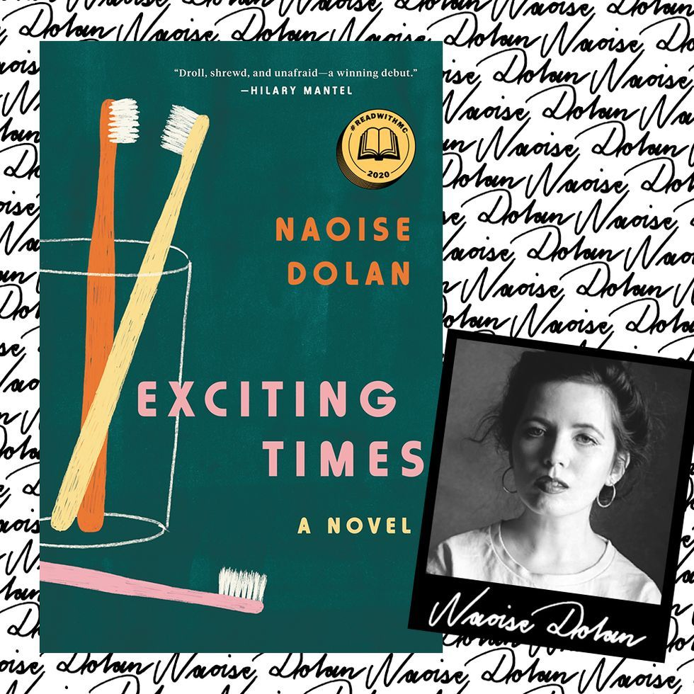 Read an Exclusive Excerpt From Naoise Dolan's 'Exciting