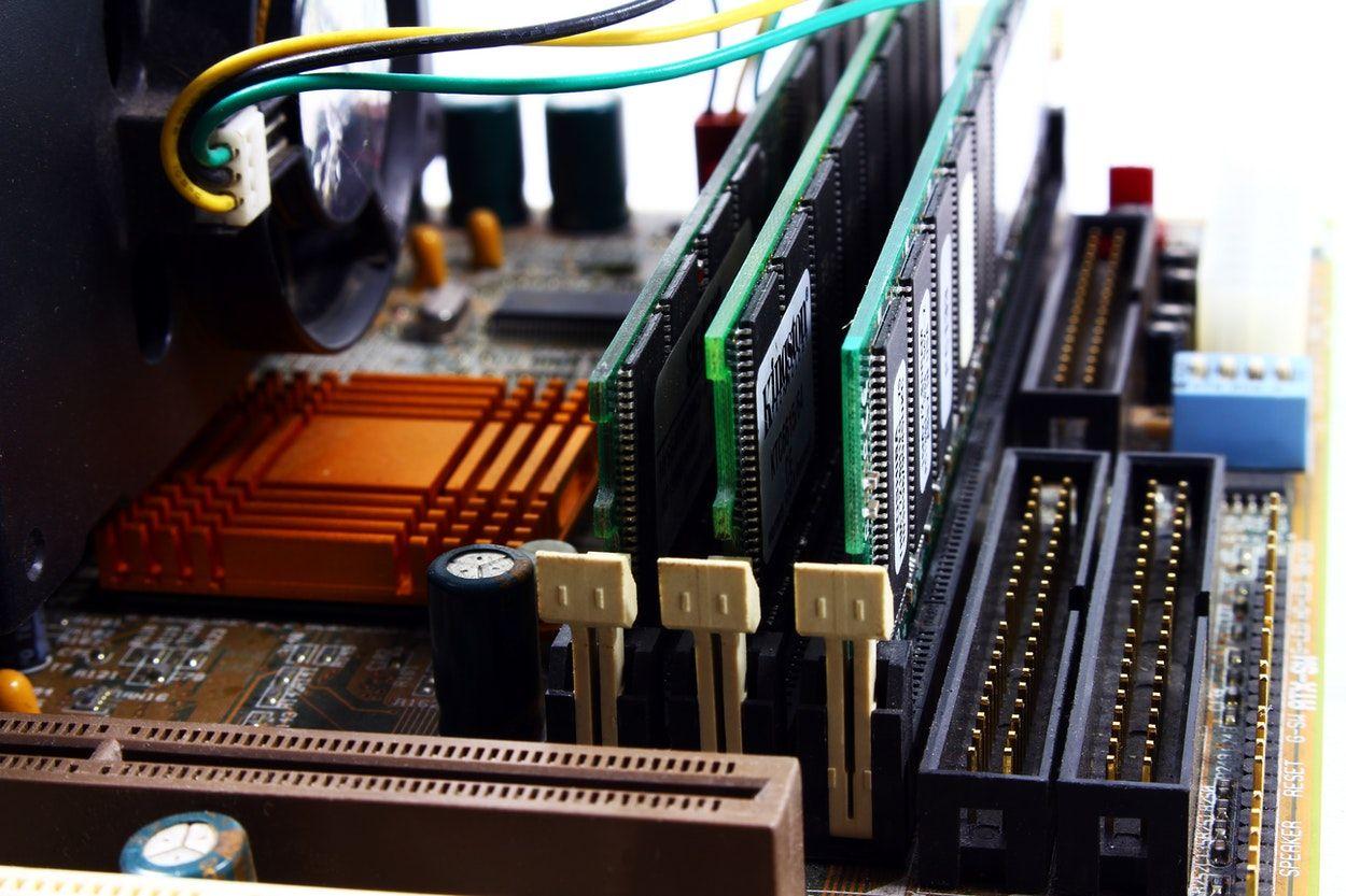Apa Itu Ram Dan Rom Pengertian Fungsi Cara Kerja Dan Jenisnya Di 2020 Elektronik Komputer Perangkat Keras