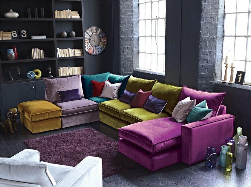 Arighi Bianchi Furniture Modular Sofa Corner Sofa
