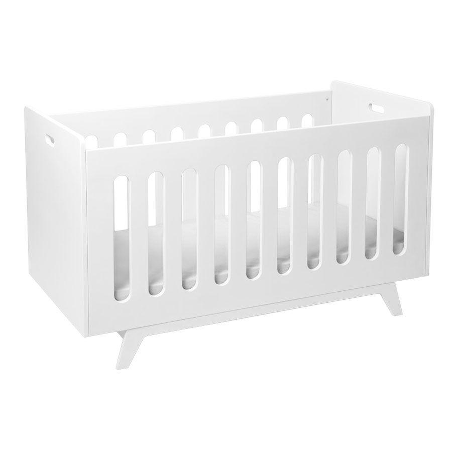 Mimm Babybett weiß - umbaubar - farblich gestalten | Mimm ...