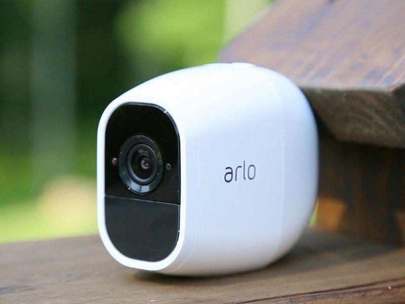 Arlo app updated with dark mode and more home security