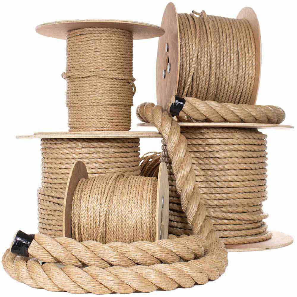 Unmanila Rope In 2020 Cotton Rope Macrame Knots Pattern Manila Rope