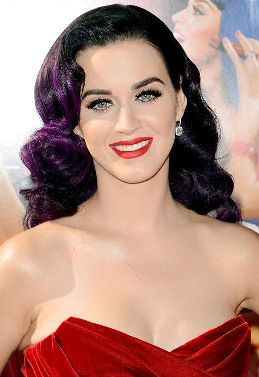 Profi Shop Fur Lange Wimpern Perfekte Augenbrauen Katy Perry