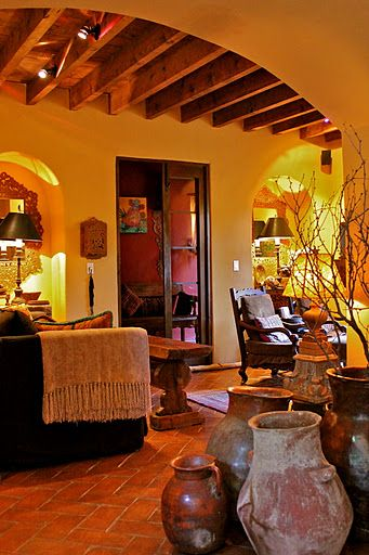 San miguel de allende mexico mexican decor mexican - Mexican home decor ideas ...
